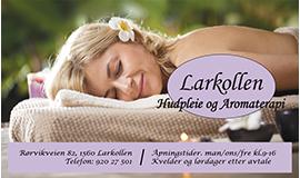 Larkollen Hudpleie og Aromaterapi